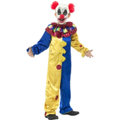 Goosebumps The Clown Costume with Jumpsuit