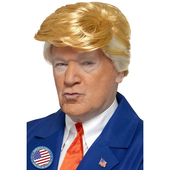 Trump president wig