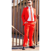 Red Devil Oppo Suit