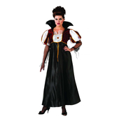 Royal Vampira Costume - Plus Size