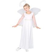 Angelic Angel Costume Tween