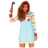Cozy Doll Killer Costume