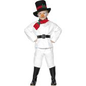Tween Snowman Costume