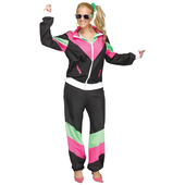 80's Tracksuit Adult Costume