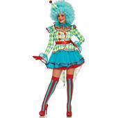 carnival clown costume