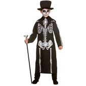 Day Of The Dead skeleton teen