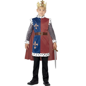 Tween King costume