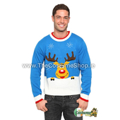 Rudolph Christmas Jumper