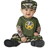 Sergeant Duty Costume