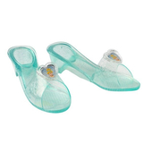 Cinderella jelly shoes