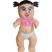 Daddy's Girl Inflatable costume
