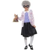David Walliams Deluxe 'Gangsta Granny' Costume - Tween