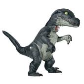 Inflatable Velociraptor Dinosaur Costume