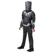Avengers kids black panther costume