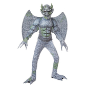 Winged Gargoyl Costume - Tween