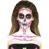 Neon Skeleton Liquid Latex Kit
