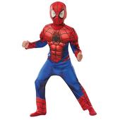 Deluxe Spiderman Kids Costume