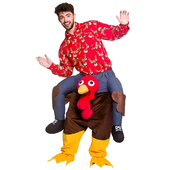 Carry Me Turkey Costume