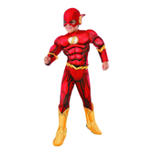 Kids Deluxe Flash Costume