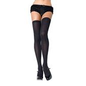 Plus Size Nylon Over The Knee Stockings