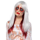 Blood Drip Wig