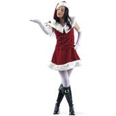 Santa Claus Outfit - Ladies