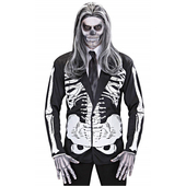 Mens Skeleton Jacket