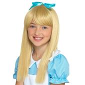 Wonderland Princess Wig - Kids
