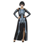 X-Ray Skeleton Dress
