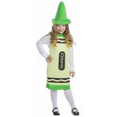 Green Crayon - Kids