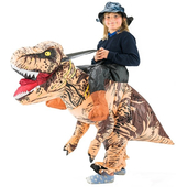 Deluxe Inflatable Dinosaur Costume - Kids