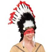 Indian Mohawk Headdress