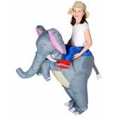 Inflatable Elephant Costume - Kids