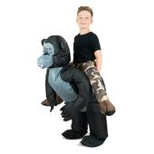 Inflatable Gorilla Costume - Kids