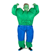 Inflatable Hulk Costume - Kids