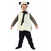 Little Sheep Costume - Kids