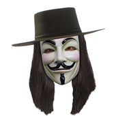 V for Vendetta Wig