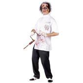 Dr. Killer Driller Adult Costume