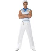 Fever French Sailor Costume - Men
