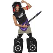 Midget Rocker Costume