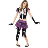Punky Bones Costume