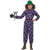 David Walliams Deluxe Awful Auntie Costume - Tween