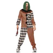 Creepy Circus Clown
