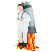 Kids Inflatable Lift Me Up Jetpack Costume