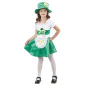 Girls Leprechaun Girl Costume