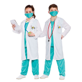 Hospital Doctor Costume - Kids