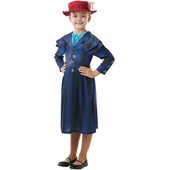 Mary Poppins Returns Costume - Kids