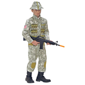 Tween Army Soldier Costume