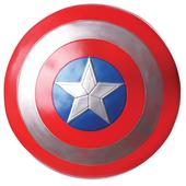 """Captain America 24"""" Shield"""