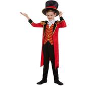 Deluxe Ringmaster Costume - Tween